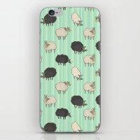 Sheep iPhone & iPod Skin