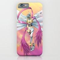.:Guardian of Light:. iPhone 6 Slim Case