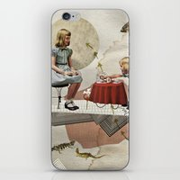 tea time iPhone & iPod Skin