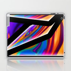 WHOOPS ONE OF THOSE FUNKY NIGHTS Laptop & iPad Skin