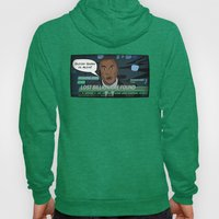 Starling City News Hoody