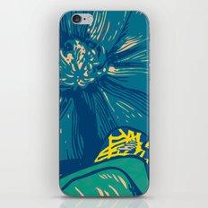 Jungle Green iPhone & iPod Skin