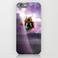 Super Bears - ACTION! the Mighty One iPhone 6 Slim Case