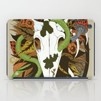 Nature Thrives iPad Case
