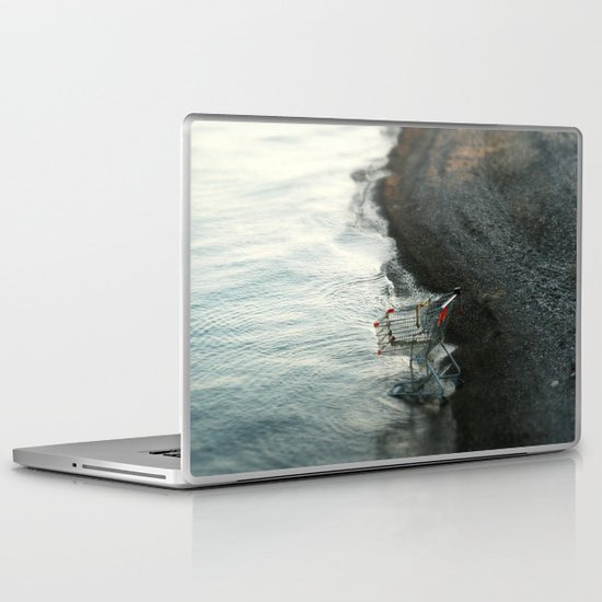 Modern Consumption Laptop & iPad Skin