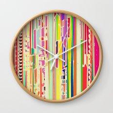 Citric Acid Wall Clock