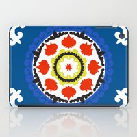 Bold and bright beauty of suzani patterns ver.5 iPad Case