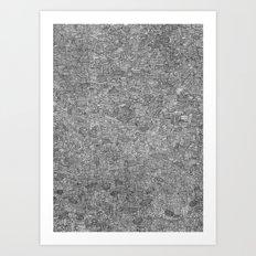 The Great City Art Print