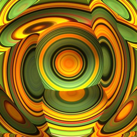 Zwirl Art Print