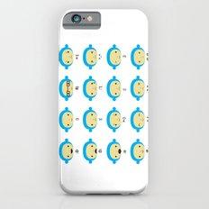 Emoticonal Monkey iPhone 6s Slim Case