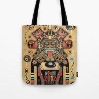Mayas Spirit - Boom 2012 Tote Bag