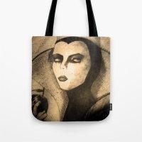 evil queen -snow white Tote Bag