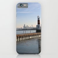 Montrose Harbor In The W… iPhone 6 Slim Case