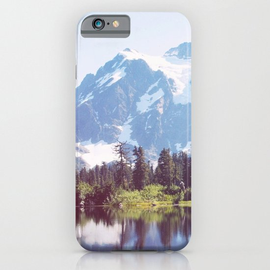 Picture Lake iPhone & iPod Case