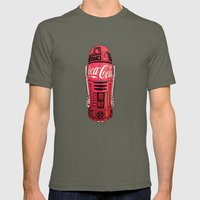 R2 Cola Mens Fitted Tee Lieutenant SMALL
