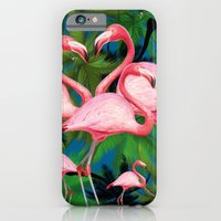 iPhone Cases featuring Palm tree by mark ashkenazi