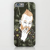 iPhone & iPod Case featuring HIMSELF by Michael Todd Berland