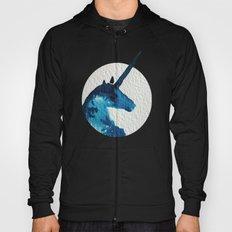 Blue Unicorn Hoody
