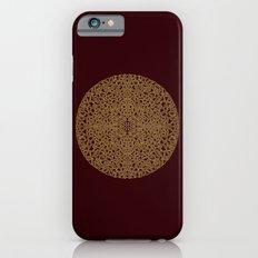 Puzzled (Moroccan Mandala) iPhone 6s Slim Case