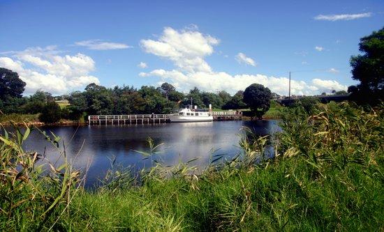 Thompson River - Australia Art Print