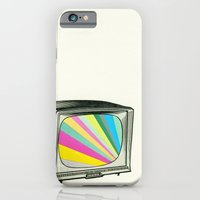 Your Programme Will Resume Shortly iPhone 6 Slim Case