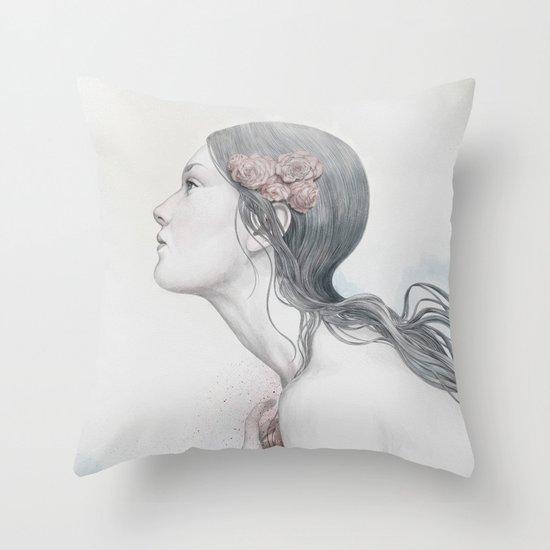 Adoration Throw Pillow