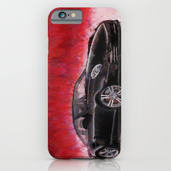 Porsche 911 Turbo iPhone & iPod Case