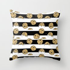 Have you lost your cookies?? Throw Pillow