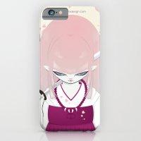 Samurai Girl iPhone 6 Slim Case