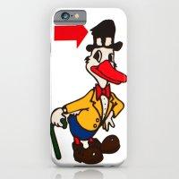 The Friendly Duck Restaurant iPhone 6 Slim Case