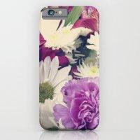 Timeless {Flower Floral … iPhone 6 Slim Case