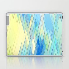 Re-Created Vertices No. 8 by Robert S. Lee Laptop & iPad Skin