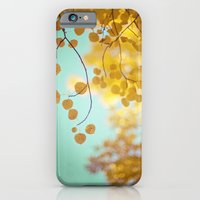 iPhone & iPod Case featuring nature's gold by shannonblue