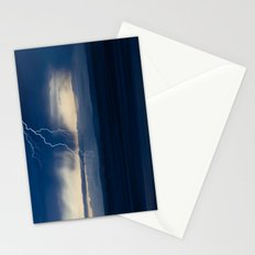 Stormy seascape Stationery Cards