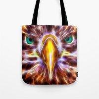 Abedabun - The Sea Eagle Tote Bag