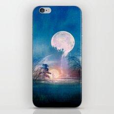 Moon Above, Sun Below iPhone & iPod Skin