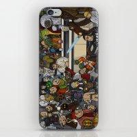 The Mos Eisley Cantina iPhone & iPod Skin
