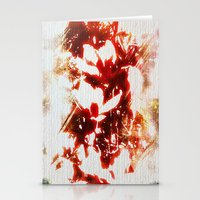 Crime Scene Stationery Cards