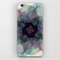 Devil's Flower iPhone & iPod Skin