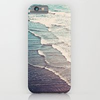 Ocean Waves Retro iPhone 6 Slim Case
