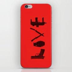 LOVE - Bloody Valentine iPhone & iPod Skin