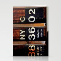 NYC 88 36 02 Stationery Cards