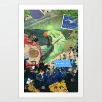 Prioritaire:Timeless Art Print