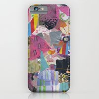 iPhone & iPod Case featuring Kicking Against The Pricks by Trudy Creen