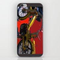 REBEL iPhone & iPod Skin