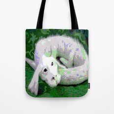Resting from Flight Tote Bag