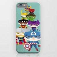Avengers 2 Fan Art iPhone 6 Slim Case