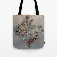 Nostalgia Series 2 : The Dusk Tote Bag