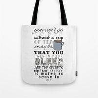 One Direction: Little Things Tote Bag