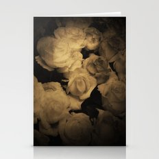 Yesterday Roses Stationery Cards